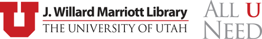 Marriott Library Logo